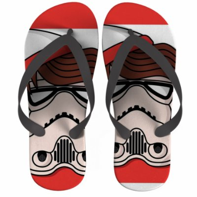 Chinelo Star Wars Where's Wally (Or Waldo) Strompers