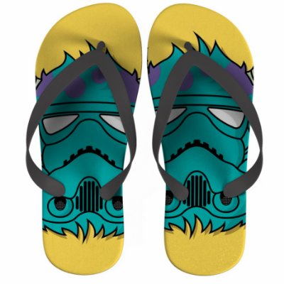 Chinelo Star Wars Monsters Inc. Sulley Strompers