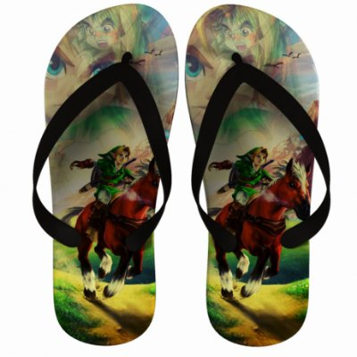 Chinelo The Legend Of Zelda Link Warrior