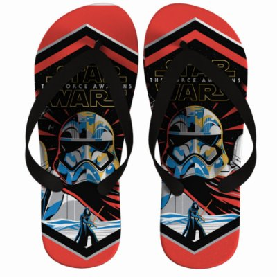 Chinelo Star Wars Strompers the Darth Vader