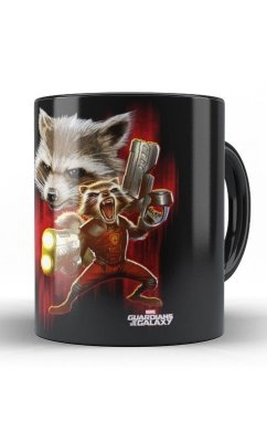 Caneca Guardians of The Galaxy