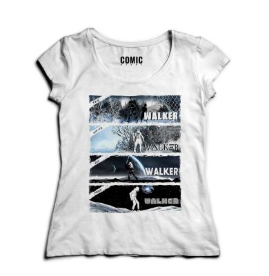 Camiseta Feminina Walker