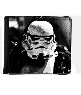 Carteira Star Wars - Stormtrooper