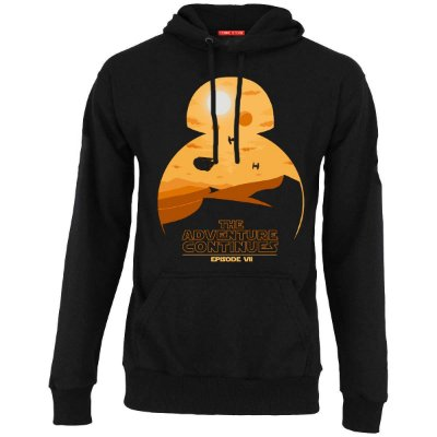 Blusa com Capuz Star Wars - The Adventure