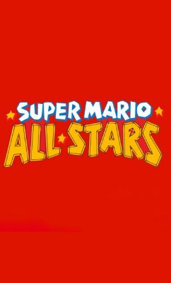 Camiseta Super Mario - All Star