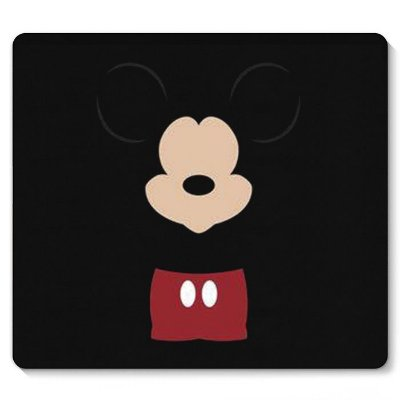 Mouse Pad Mickey Mouse 23x20