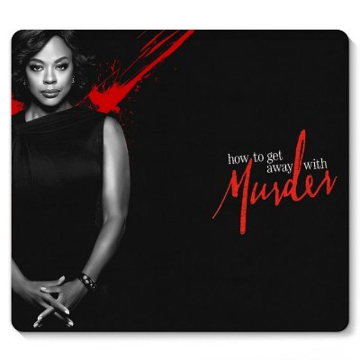 Mouse Pad How to Get Away with Murder 23x20