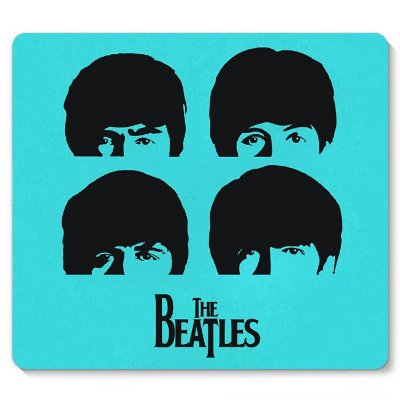 Mouse Pad The Beatles 23x20