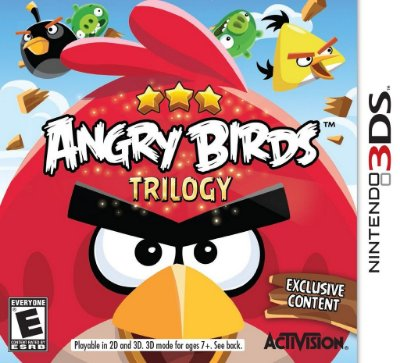 Angry Birds Trilogy - 3Ds
