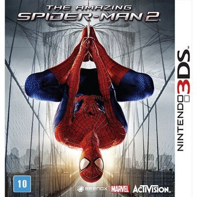 Game The Amazing - Spider Man - 3Ds
