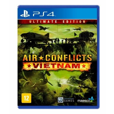 Air Conflicts: Vietnam - Ultimate Edition - Ps4