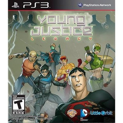 Young Justice - Legacy Maj - Ps3