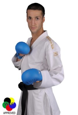 Kimono Onyx Air WKF APPROVED GOLD