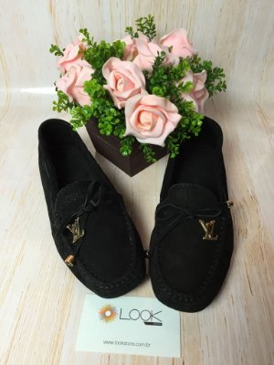 Mocassim Louis Vuitton - Preto