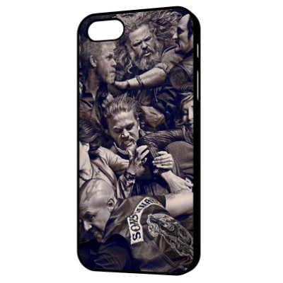 Capa para Celular Sons of Anarchy - Fight