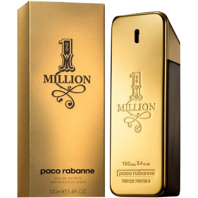1 Million Masculino 100ml Paco Rabanne