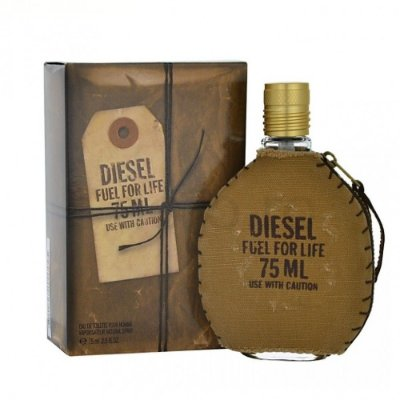 Diesel Fuel For Life Masculino 75ml