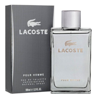 Lacoste Pour Homme Masculino 100ml