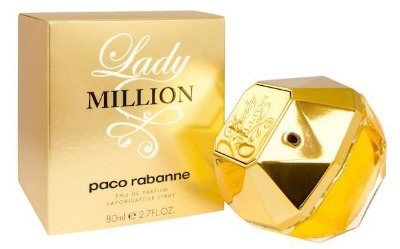 Lady Million Feminino EDP 80ml Paco Rabanne
