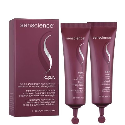 CPR Senscience Reconstrutor Intensivo 2x 25ml