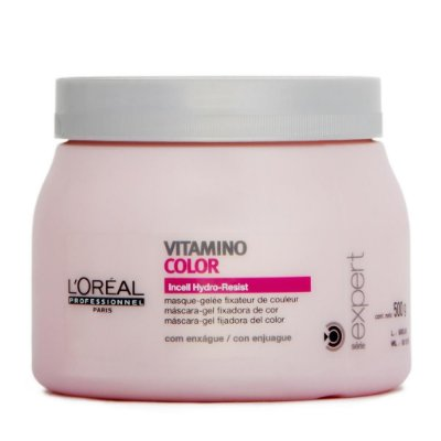 Máscara Loreal Vitamino Color 500g