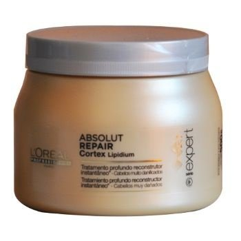 Máscara L'oreal Absolut Repair Cortex Lipidium 500g