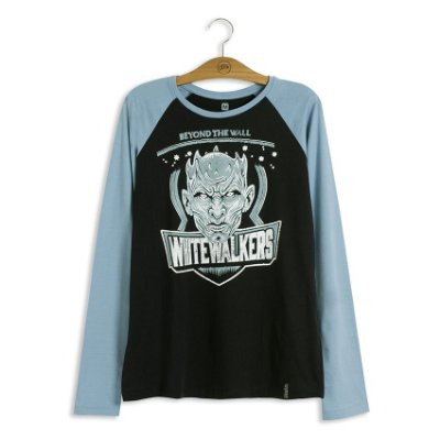 Camiseta Game of Thrones White Walker