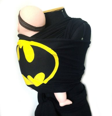 Wrap Sling - Personalizado do Batman (Cotton)