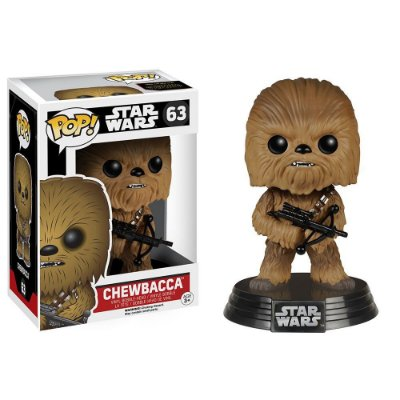 Chewbacca - Star Wars - Funko