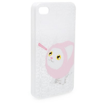 Case iPhone 4/4S Pink Kat