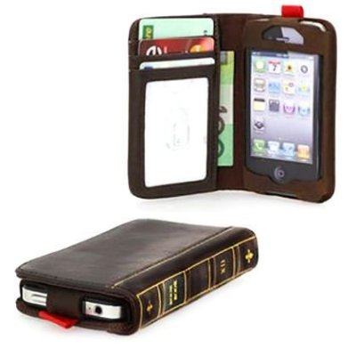 Book Case - iPhone 4/4S