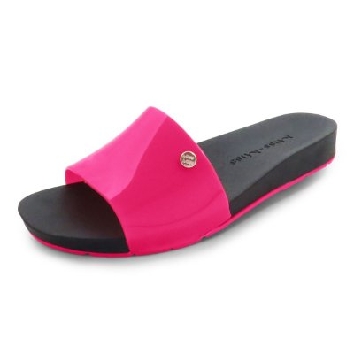 Chinelo Slide Bright Miss-Miss | Pink