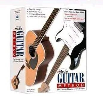 Metodo De Guitarra E-media Eg08063 Guitar Method 1