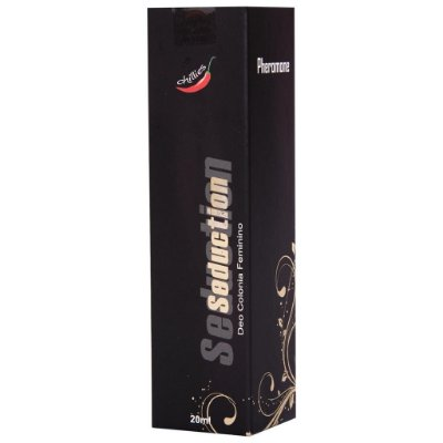 Perfume seduction feminino 20ml Chillies