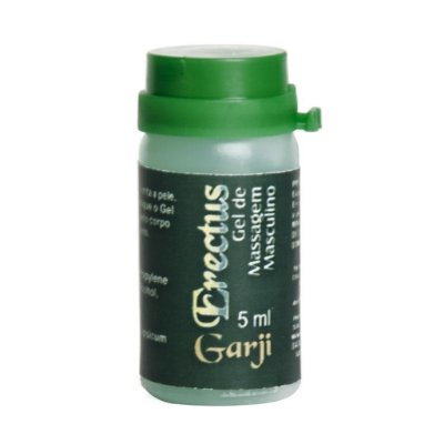 Erectus flaconete gel excitante 5ml Garji
