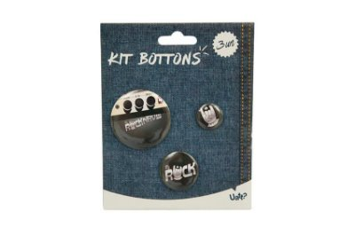 KIT BOTTONS ROCK