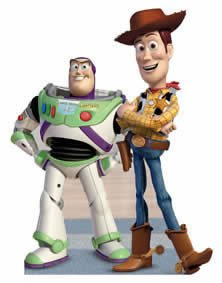 Totens - Displays - Toy Story