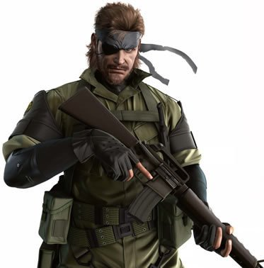 Totens - Displays - Metal Gear Solid