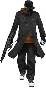 Totens - Displays -  Watch Dogs