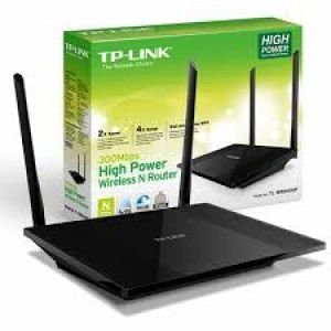 ROTEADOR WIRELESS TP-LINK 300MBPS TL-WR841HP