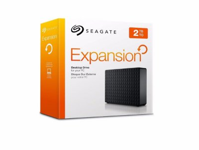 HD EXTERNO SEAGATE EXPANSION 2TB USB 3.0
