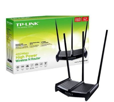 ROTEADOR WIRELESS TP-LINK 450MBPS TL-WR941HP