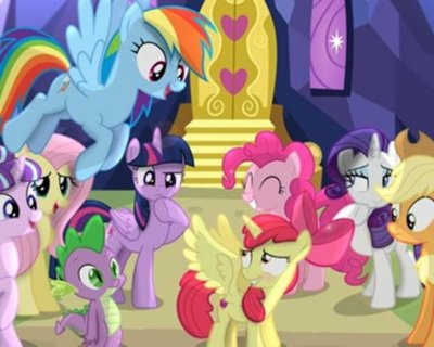 Cinema: My Little Pony: O Filme