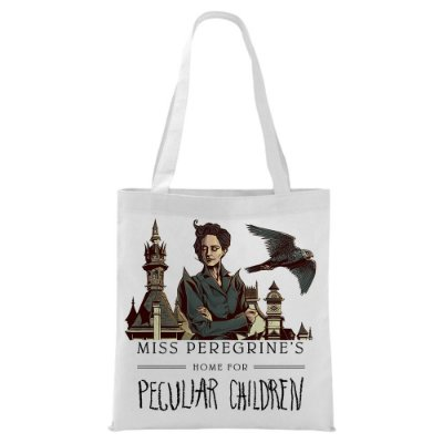 Ecobag - Miss Peregrine home for Peculiar Children