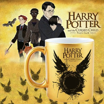 Caneca - Harry Potter And The Cursed Child