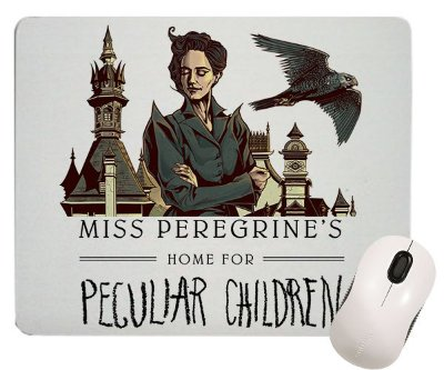 Mouse Pad - Miss Peregrines Home for Peculiar Children