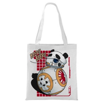 Ecobag - Star Wars - BB8 - Cute