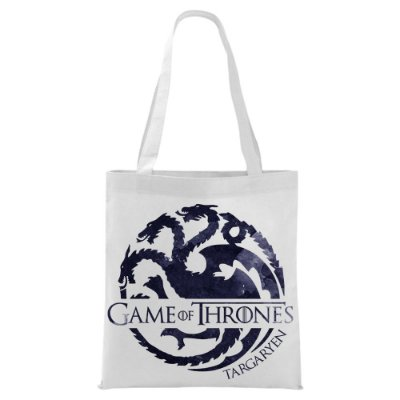 Ecobag - Game of Thrones - Casa Targaryen