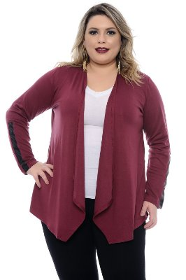 Cardigan Plus Size Lygia