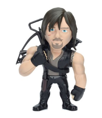 Boneco Metal DIE CAST THE WALKING DEAD Daryl Dixon 4""